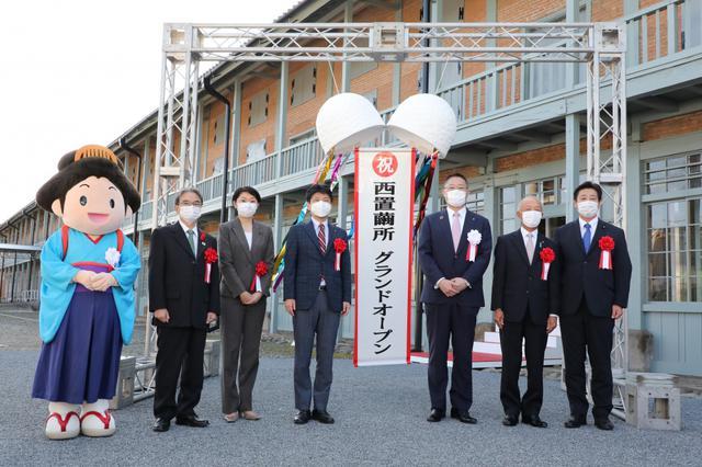 画像: 世界遺産 富岡製糸場 国宝「西置繭所」きょう3日グランドオープン