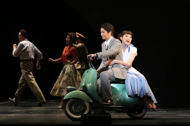 画像: どんどん舞台に活気が戻ってくる予感 ミュージカル『ローマの休日』