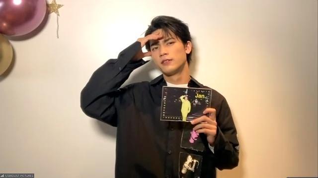 画像: 板垣瑞生、20歳の誕生日に初のソロカレンダーを発売!