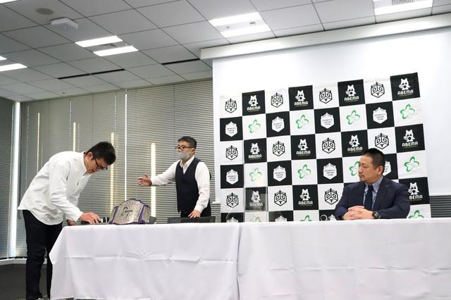 画像: EXTREME級王者・青木真也が防衛戦を拒否。挑戦者の高木三四郎は「絶対試合するよ!」【DDT】