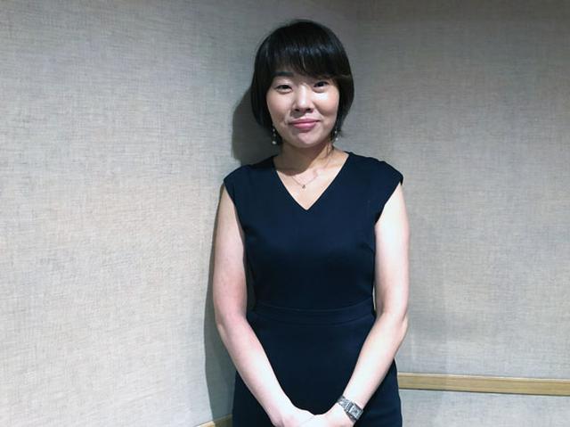 画像: 「SDGsの鍵は若者たち」下條美智子さん (PwCコンサルティング合同会社)