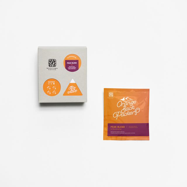 画像: オレンジバックパッカーズ×丸山珈琲 山で飲みたいコーヒーで初コラボ!