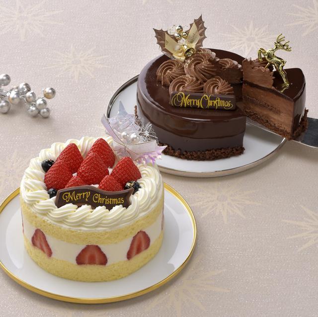 画像: 銀座コージーコーナーからクリスマスを彩る限定ケーキ