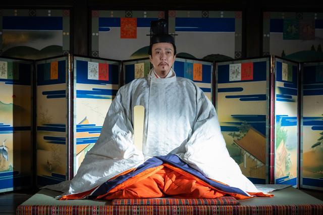 画像: 坂東玉三郎、『麒麟がくる』で高貴で美しい帝「納得してもらえるような人物になれたら」
