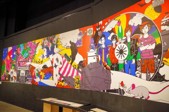画像: アジカンから新作まで!東京ドームシティで「中村佑介」過去最大規模の作品展