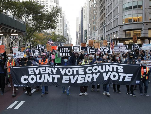 画像: トランプ氏が大暴言。開票中にもかかわらず「全ての投票やめさせる」