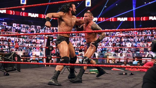 画像: 次週のロウでオートンvsマッキンタイアのWWE王座戦が決定【WWE】