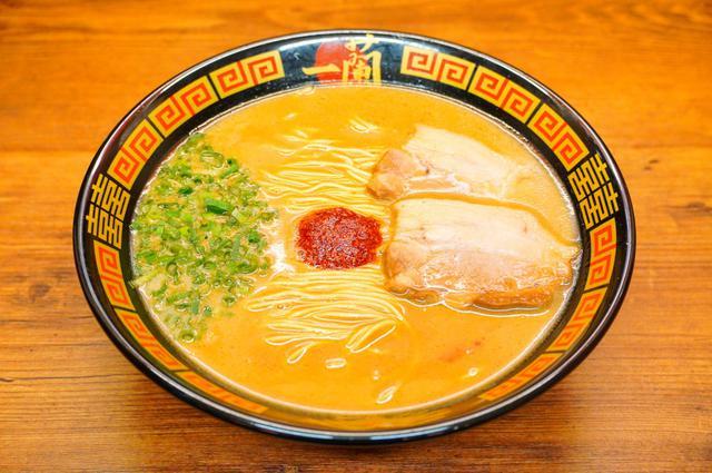画像: 「一蘭」の福岡限定「釜だれとんこつラーメン」が渋谷に登場!