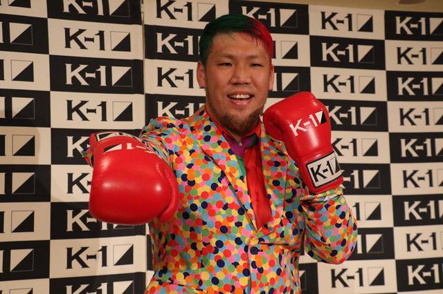 画像: ボクシングの元東洋太平洋王者・京太郎がK-1復帰。「10年後の子供たちの選択肢が広がれば」【K-1】