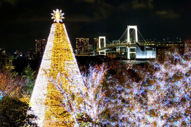 画像: お台場で冬のお楽しみ! イルミネーション、チームラボの冬景色に、ミニチュア世界のクリスマス