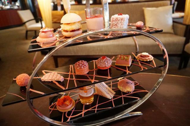 画像: 天然のピンク色がかわいすぎる...ルビーチョコを堪能するならホテルのアフタヌーンティーが正解!