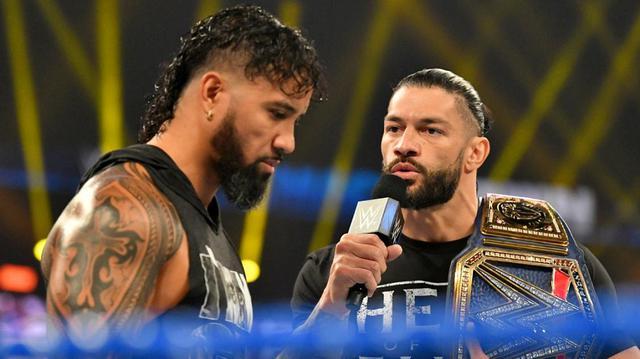 画像: オーエンズが「文句があるならここに来い」とレインズに宣戦布告【WWE】