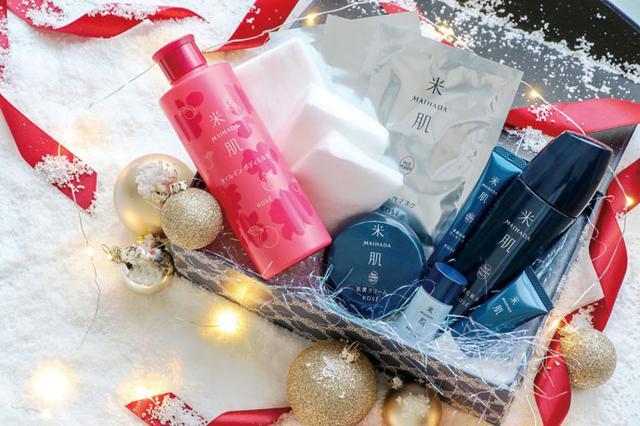 画像: 「米肌」から毎年即完売のクリスマスコフレ「プレシャスコレクション2020」発売