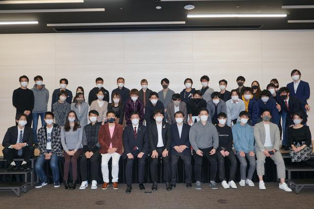 画像: 中山泰秀副大臣が起業を意識する学生にエール「防衛省も新領域における、スタートアップ企業との連携に期待」