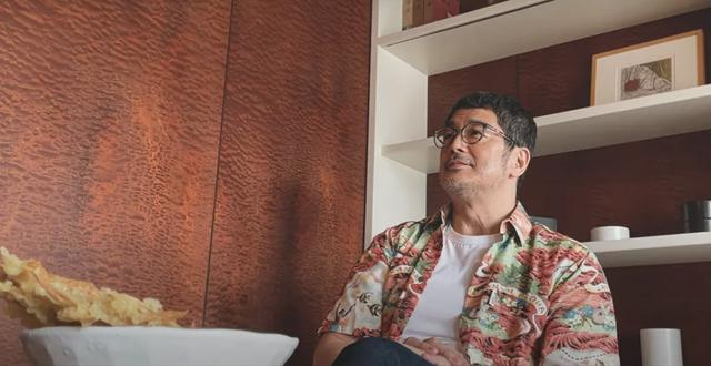 画像: 髙田延彦 うどん談義がいつの間にか故アンドレのエピソードに