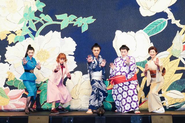 画像: 舞台『両国花錦闘士』が開幕! イケメン力士演じる原嘉孝「鍛えた肉体を見せたい欲が出た」