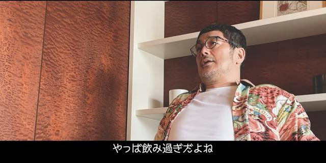 """画像: 多くの""""酒豪伝説""""持つ髙田延彦が「飲みすぎなかったら10倍強かった」"""