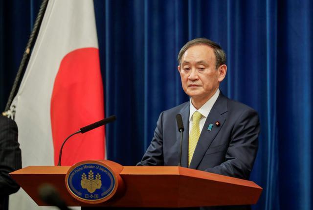 画像: 菅首相が就任時以来の会見