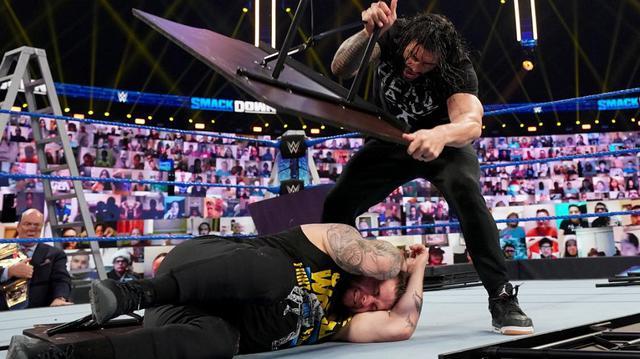 画像: オーエンズが「死ぬ気でユニバーサル王座を奪取する」と勝利宣言【WWE】