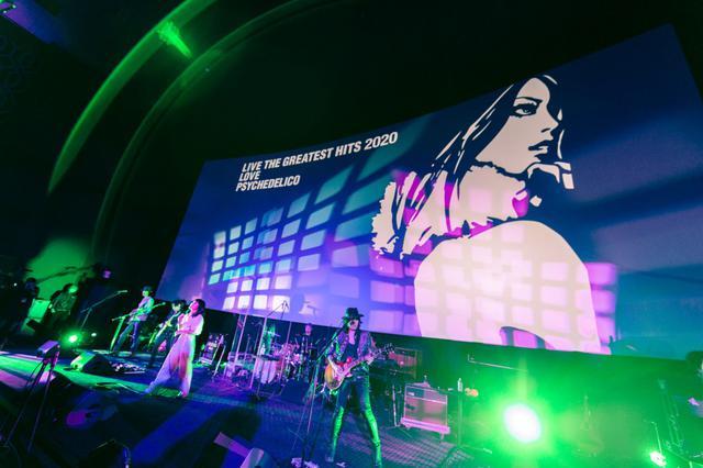 画像: LOVE PSYCHEDELICO デビューアルバムの完全再現ライブを配信