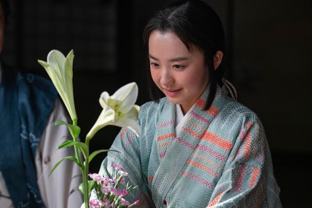画像: 芦田愛菜「芯が強くてかっこいい女性を」大河ドラマ『麒麟がくる』に初登場