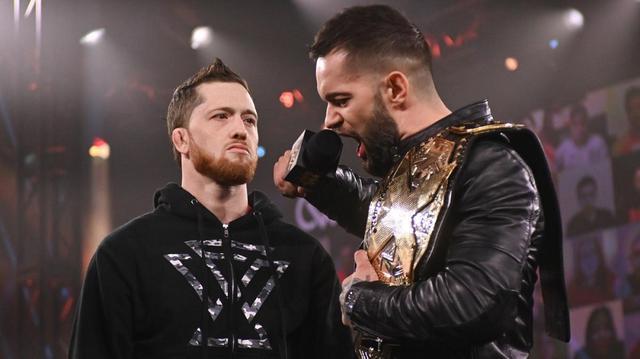 画像: NXT年間最優秀マッチを受賞したベイラーとオライリーが次週の「NXT:New Year's Evil」で再戦【WWE NXT】
