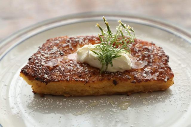 画像: マスカルポーネ風味のフレンチトースト【木村秀行シェフの食パンアレンジレシピ】