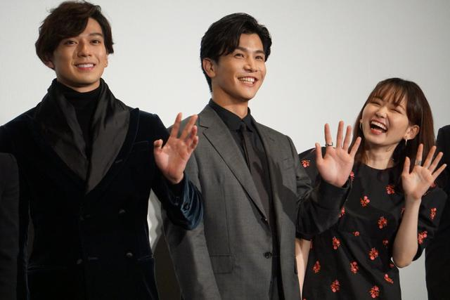 画像: 山田杏奈、岩田剛典と新田真剣佑から20歳の誕生日をサプライズ祝福