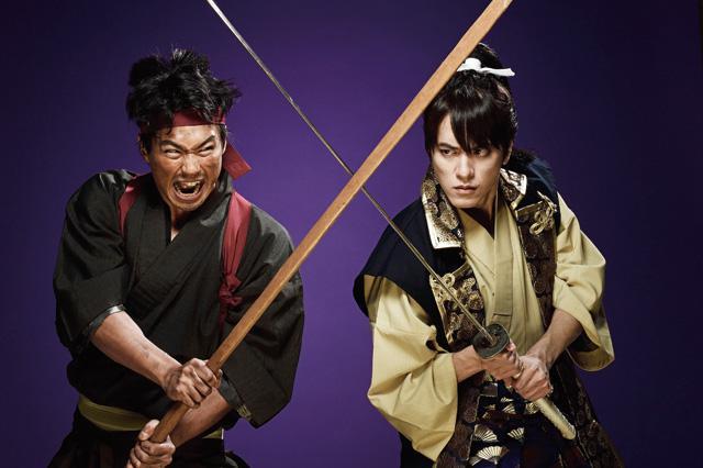 画像: お芝居は不要不急です「OFFICE SHIKA PRODUCE『秘剣つばめ返し』」