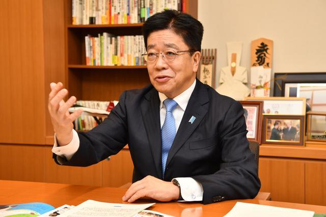画像: 加藤勝信 内閣官房長官【2021年の新たなキーワードとは。SDGs達成に向けた日本の成長戦略】