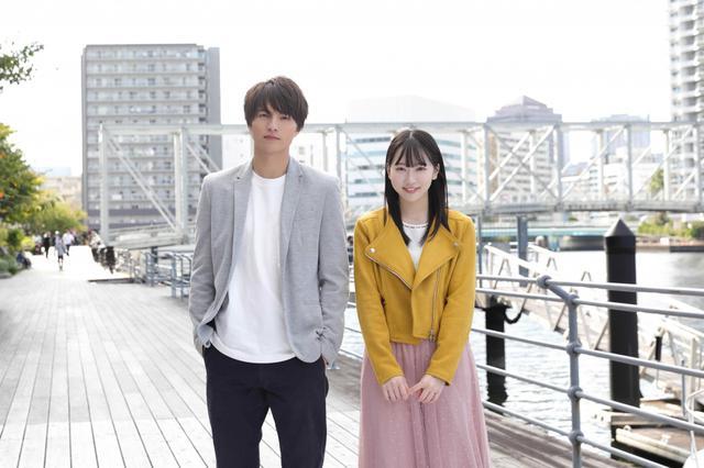 画像: Twitterでドラマ配信! 品川区を舞台に描く恋物語『はつ恋とビー玉 ~10の約束~』