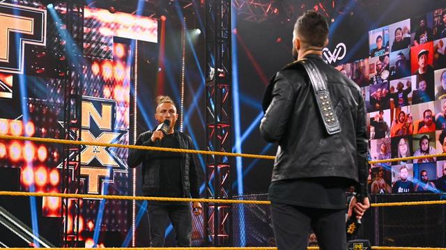 画像: NXT王者ベイラーにピート・ダンが「もう待っていられない」と王座挑戦をアピール【WWE NXT】