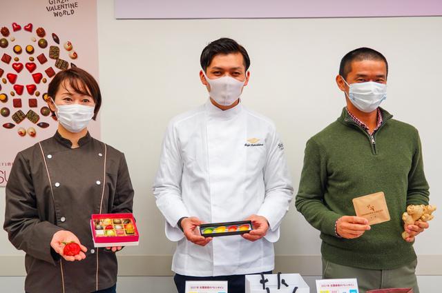 画像: 日本のこだわりチョコやカカオ豆で作るDIYチョコも!「松屋銀座」のバレンタインフェア