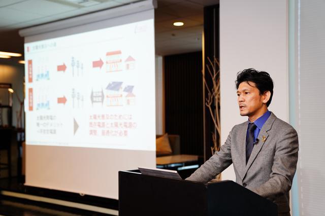 画像: 日本初、AI予測で太陽光の余剰電力を活用する新モデルが発表。スーパーから家庭、EV充電にも期待