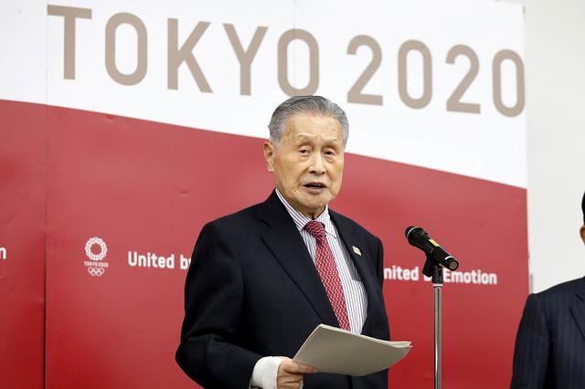 画像: 森喜朗会長が海外からの観客受け入れ問題について「今聞かれても口が裂けても申し上げない」