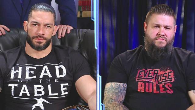画像: オーエンズとレインズがオンライン対談で舌戦展開。レインズは途中退出【WWE】