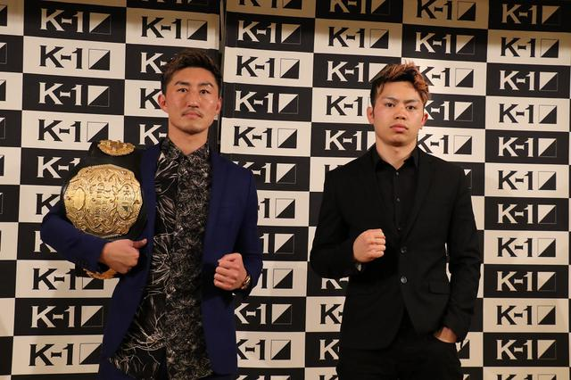 画像: 王者・山崎秀晃と不可思がノンタイトル戦で対戦【3.21 K-1】