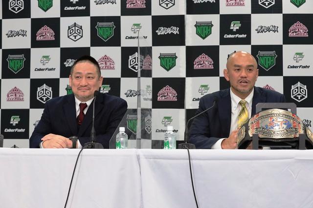 画像: 秋山準がDDTのヘッドコーチに就任。樋口和貞との初防衛戦が3・28後楽園に決定【DDT】