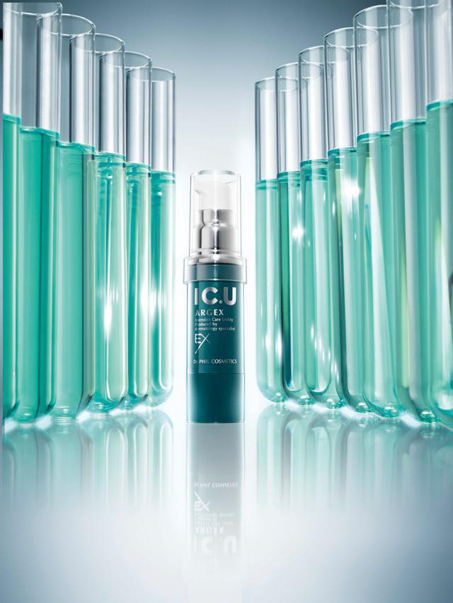 画像: あらゆるしわにアプローチ!進化した 美容液「IC.U アルジェックス EX」発売