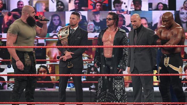 画像: 新王者ミズとキャッシュインを手助けしたラシュリーのWWE王座戦が次週に決定【WWE】