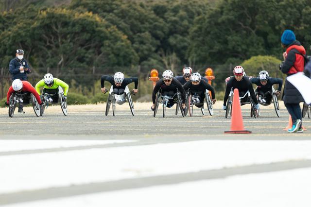 画像: 車いすマラソン、東京パラ内定へラストチャンスも厳しい結果に
