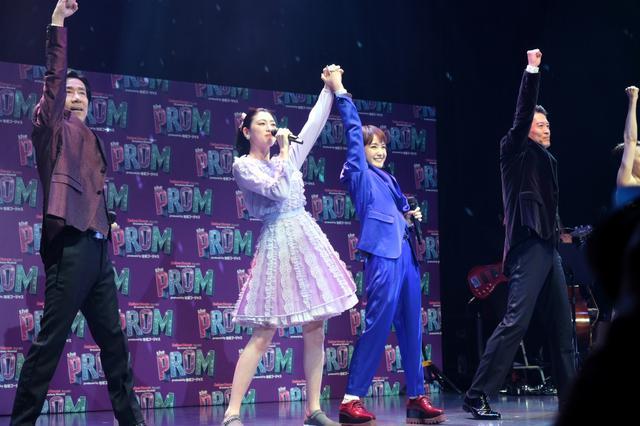 画像: 演劇は世の中を写し出す鏡 ブロードウェイミュージカル『The PROM』produced by 地球ゴージャス