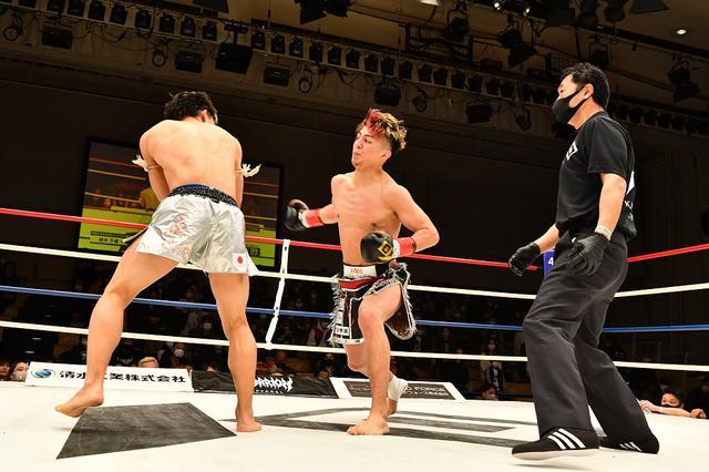 画像: 新生KNOCK OUTの第1試合で鈴木千裕が予告通りの壮絶1RKO勝ち【KNOCK OUT】