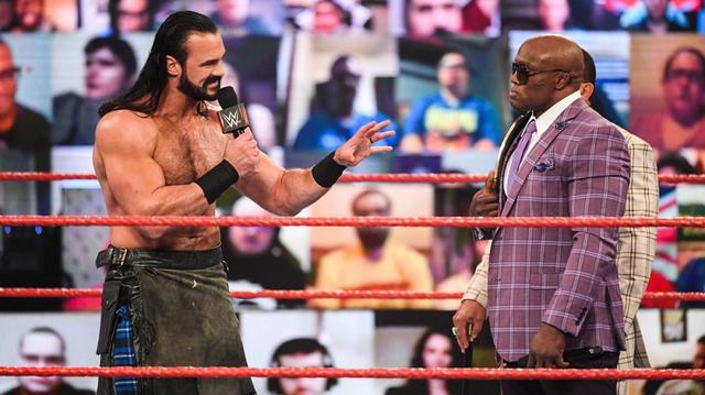 画像: ラシュリーvsマッキンタイアのWWE王座戦が「レッスルマニア37」で決定【WWE】