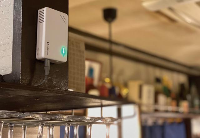 画像: 新型コロナ対策で注目の室内換気 換気の状態をモニターする「CO2センサー」とは?