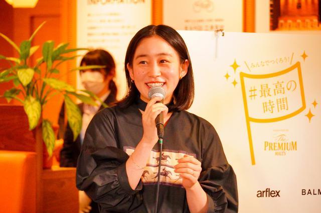 """画像: 平野紗季子、最高の時間は「真夜中に小麦粉と戯れること」イベント中に""""小麦粉愛""""が炸裂"""