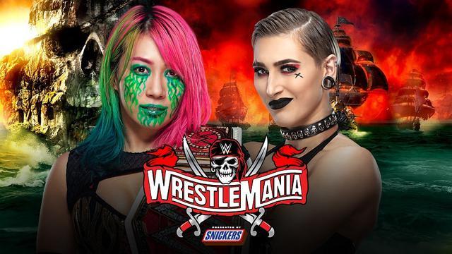 画像: レッスルマニアウイークでアスカと紫雷イオが大一番【WWE】