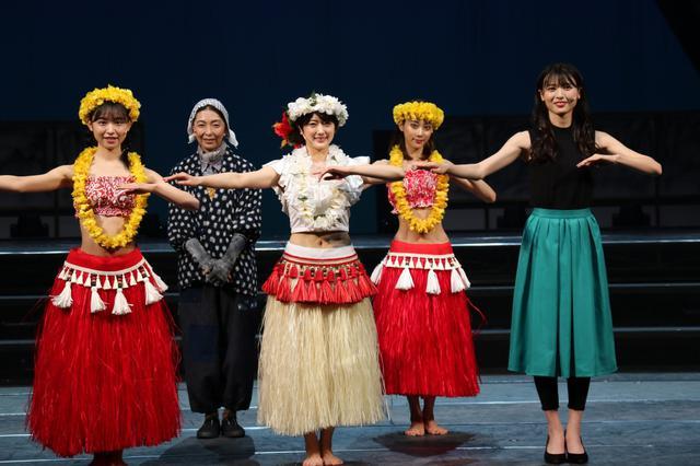 画像: 乃木坂46・樋口日奈を主演に舞台『フラガール ーdance for smileー』再演