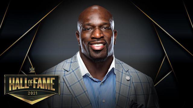画像: タイタス・オニールがウォーリアー・アワードとして2021年WWE殿堂入り【WWE】