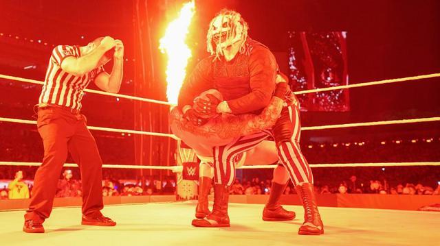 画像: 不死身のザ・フィーンドがオートンに敗戦も謎は深まるばかり【WWE】